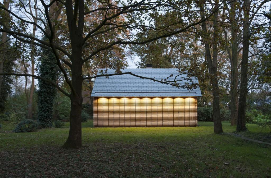 compact recreation house by zecc architecten 6 1024x673 Compact Recreation House By Zecc Architecten