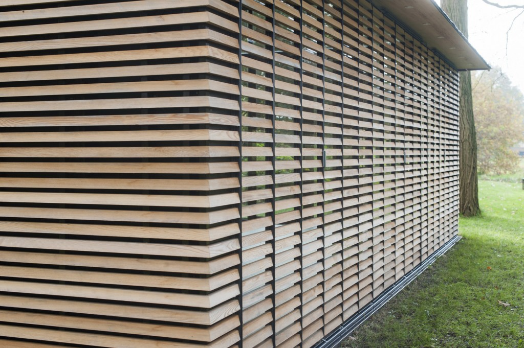 compact recreation house by zecc architecten 8 1024x681 Compact Recreation House By Zecc Architecten