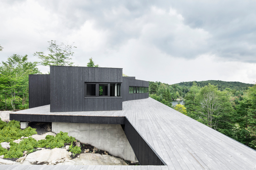 energy surplus is being generated in this sustainable home in quebec 1 Energy Surplus Is Being Generated In This Sustainable Home In Quebec