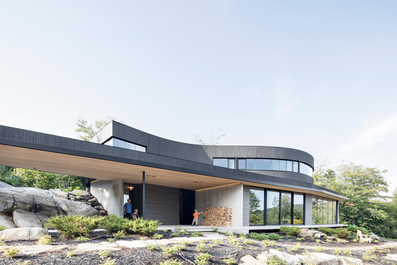 energy surplus is being generated in this sustainable home in quebec 5 Energy Surplus Is Being Generated In This Sustainable Home In Quebec