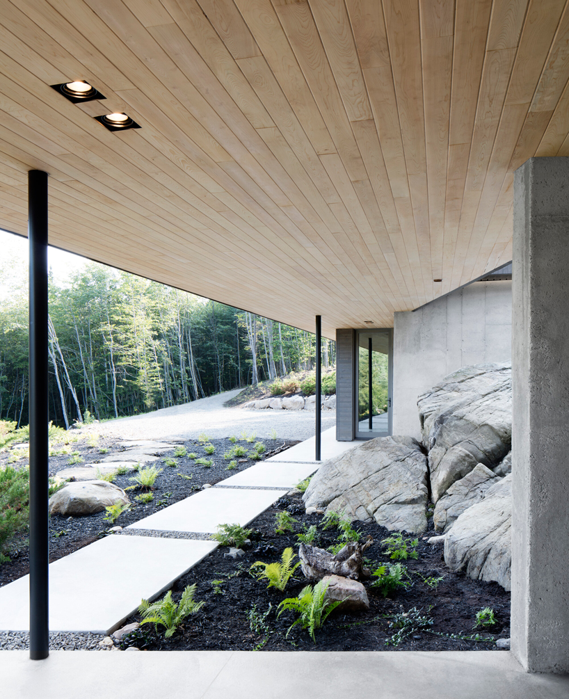 energy surplus is being generated in this sustainable home in quebec 6 Energy Surplus Is Being Generated In This Sustainable Home In Quebec