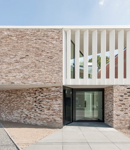 graux baeyens house k 12 House K by Graux and Baeyens Architects