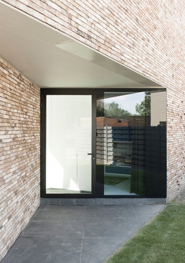 graux baeyens house k 2 House K by Graux and Baeyens Architects