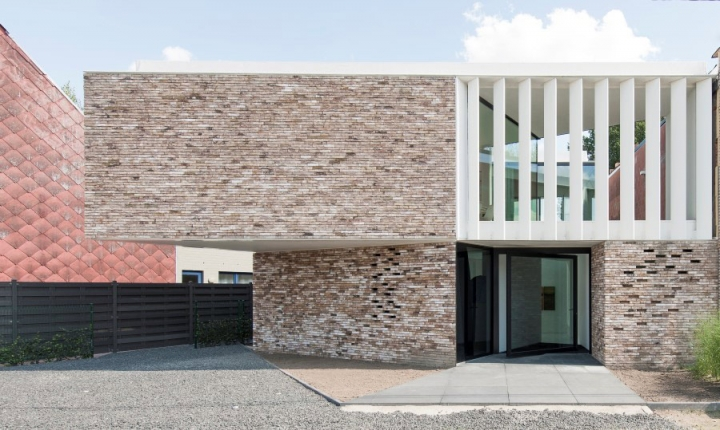 graux baeyens house k 9 House K by Graux and Baeyens Architects