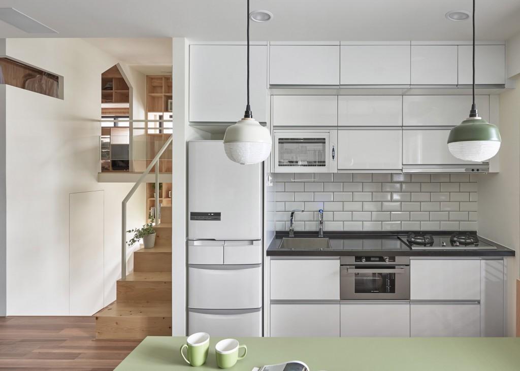 ... hao design renovates a compact apartment in kaohsiung taiwan 5 1024x731  HAO Design Renovates a Compact ...