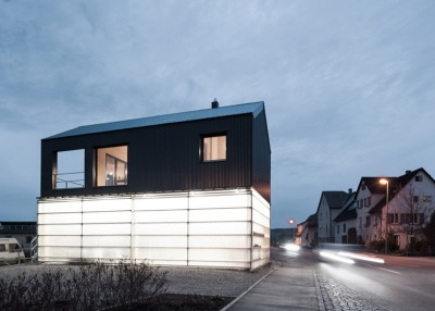 House Unimog In Tübingen By Fabian Evers And Wezel Architektur