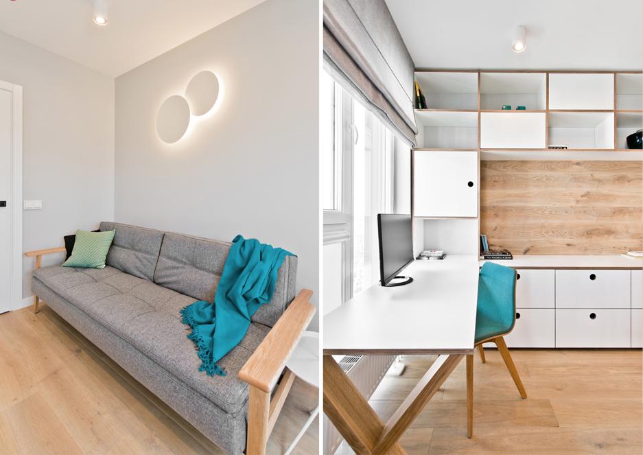 inarch apartment vilnius6 Apartments in Vilnius by Inarch