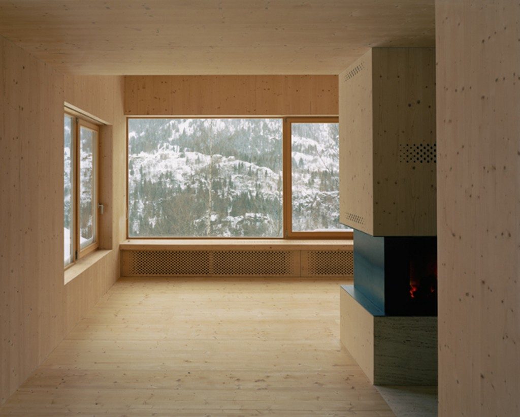 minimal cabin in switzerland by lacroix chessex architectes 10 1024x821 Minimal Cabin In Switzerland By Lacroix Chessex Architectes