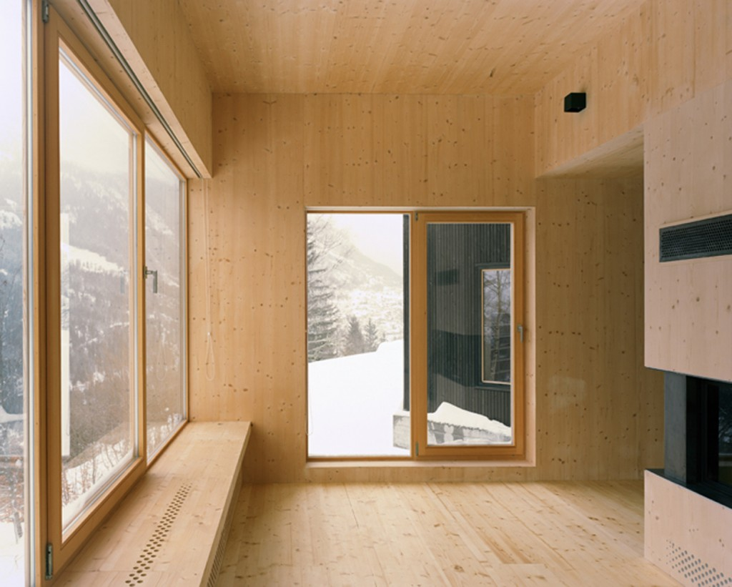 minimal cabin in switzerland by lacroix chessex architectes 11 1024x821 Minimal Cabin In Switzerland By Lacroix Chessex Architectes