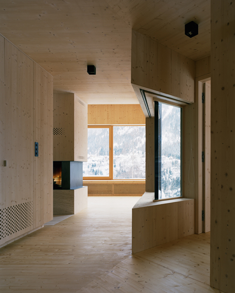 minimal cabin in switzerland by lacroix chessex architectes 18 Minimal Cabin In Switzerland By Lacroix Chessex Architectes