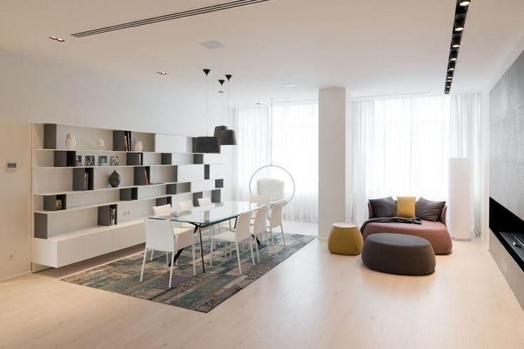 new arbat apartment10 New Arbat Apartment in Moscow
