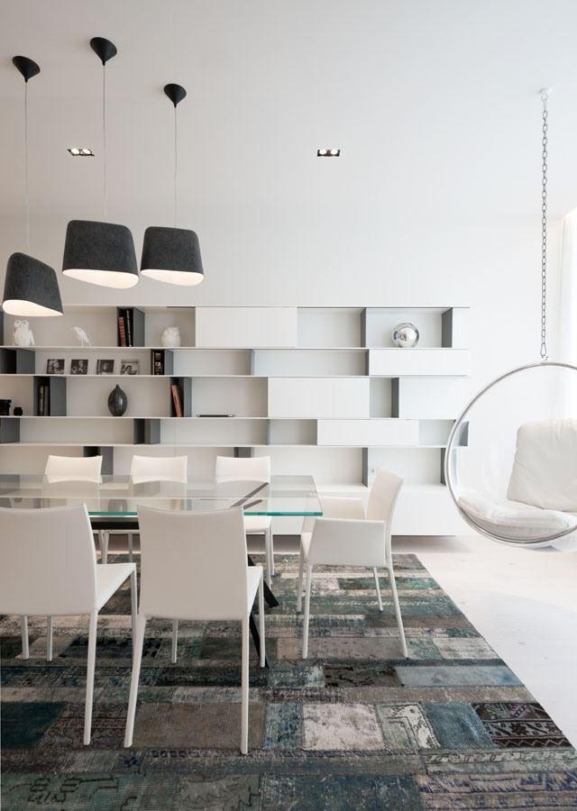 new arbat apartment11 New Arbat Apartment in Moscow