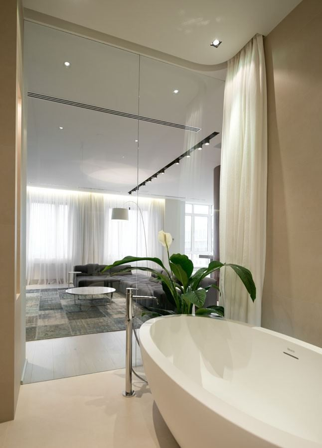 New Arbat Apartment In Moscow