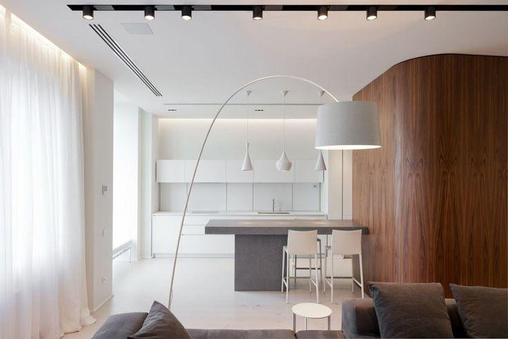 new arbat apartment4 New Arbat Apartment in Moscow