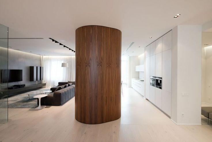 new arbat apartment6 New Arbat Apartment in Moscow