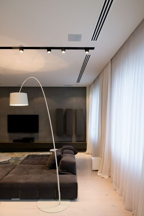 new arbat apartment8 New Arbat Apartment in Moscow