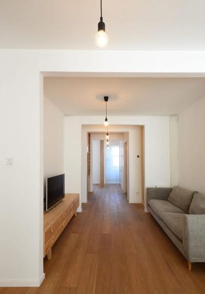 Open-plan Apartment In Beijing