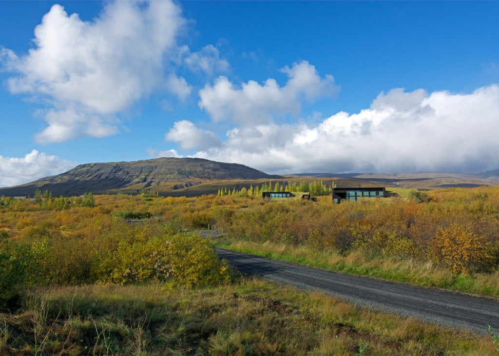 These Dreamy Cottages Blends Into The Beautiful Icelandic Landscape