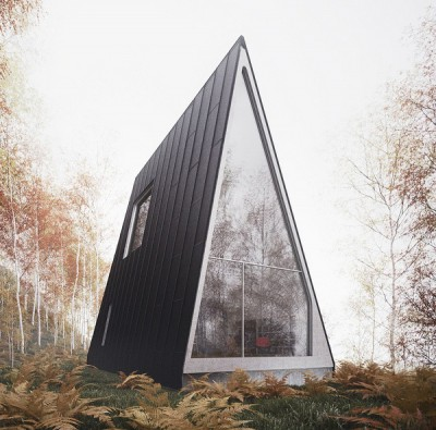 A-frame Allandale Vacation House
