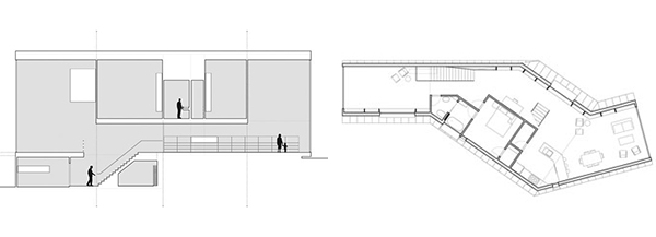 vacation house plans a frame forest house 12 A frame Allandale Vacation House