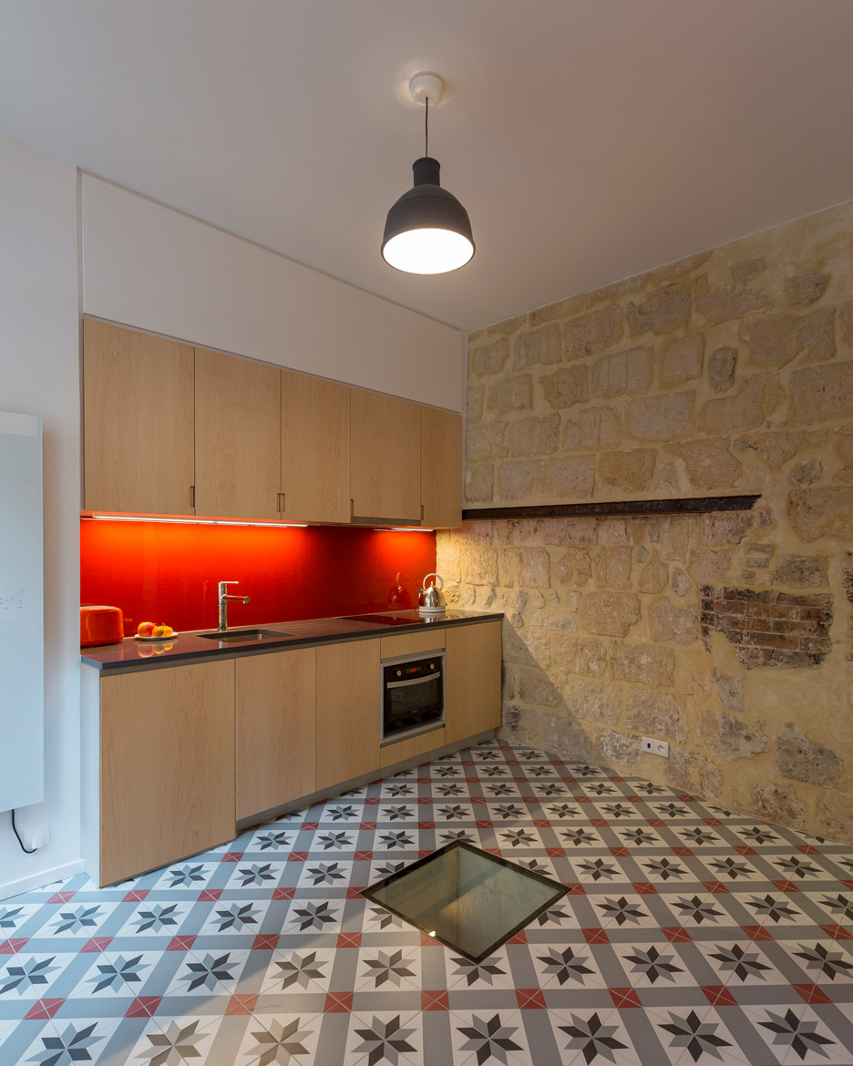 A Secret Basement Was Found During The Renovation Of This Old Parisian Apartment