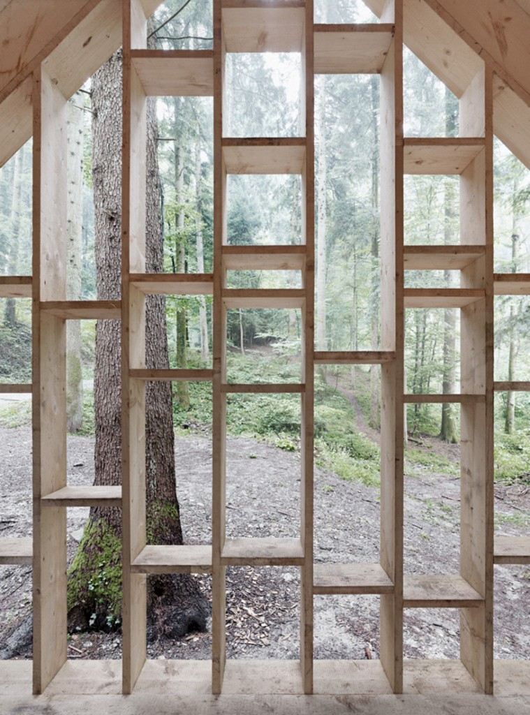 cabin in the forest allows children to explore the nature 7 759x1024 Cabin In The Forest Designed For Children To Explore The Nature