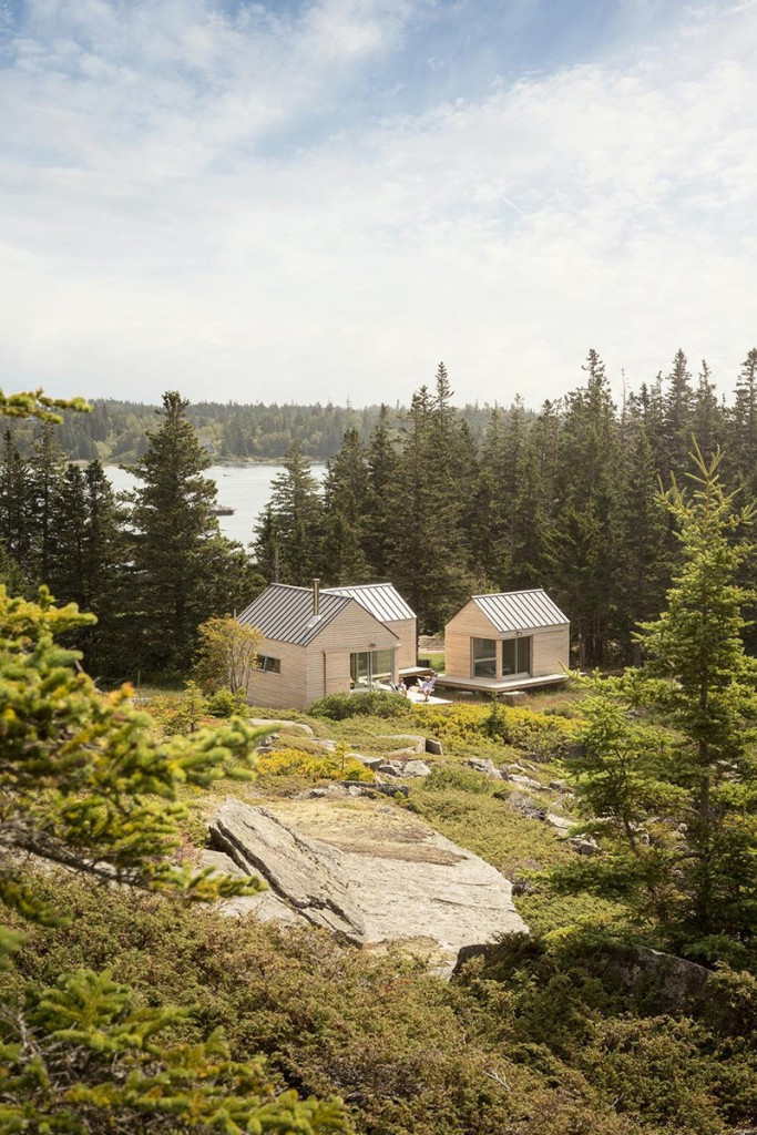 go logic designed three tiny cabins on an island of the coast 7 683x1024 GO Logic Designed Three Tiny Cabins On An Island Of The Coast
