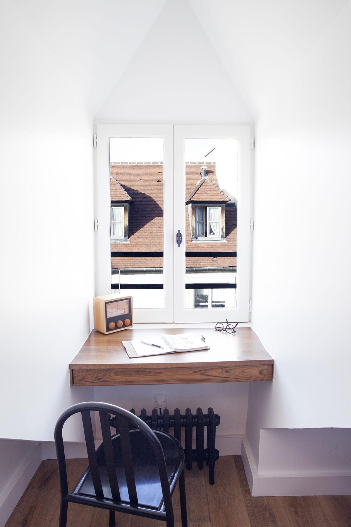 margaux beja apartment paris6 Apartment in Historical Paris Building