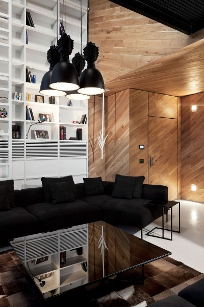 Loft Apartment By Studio Mode