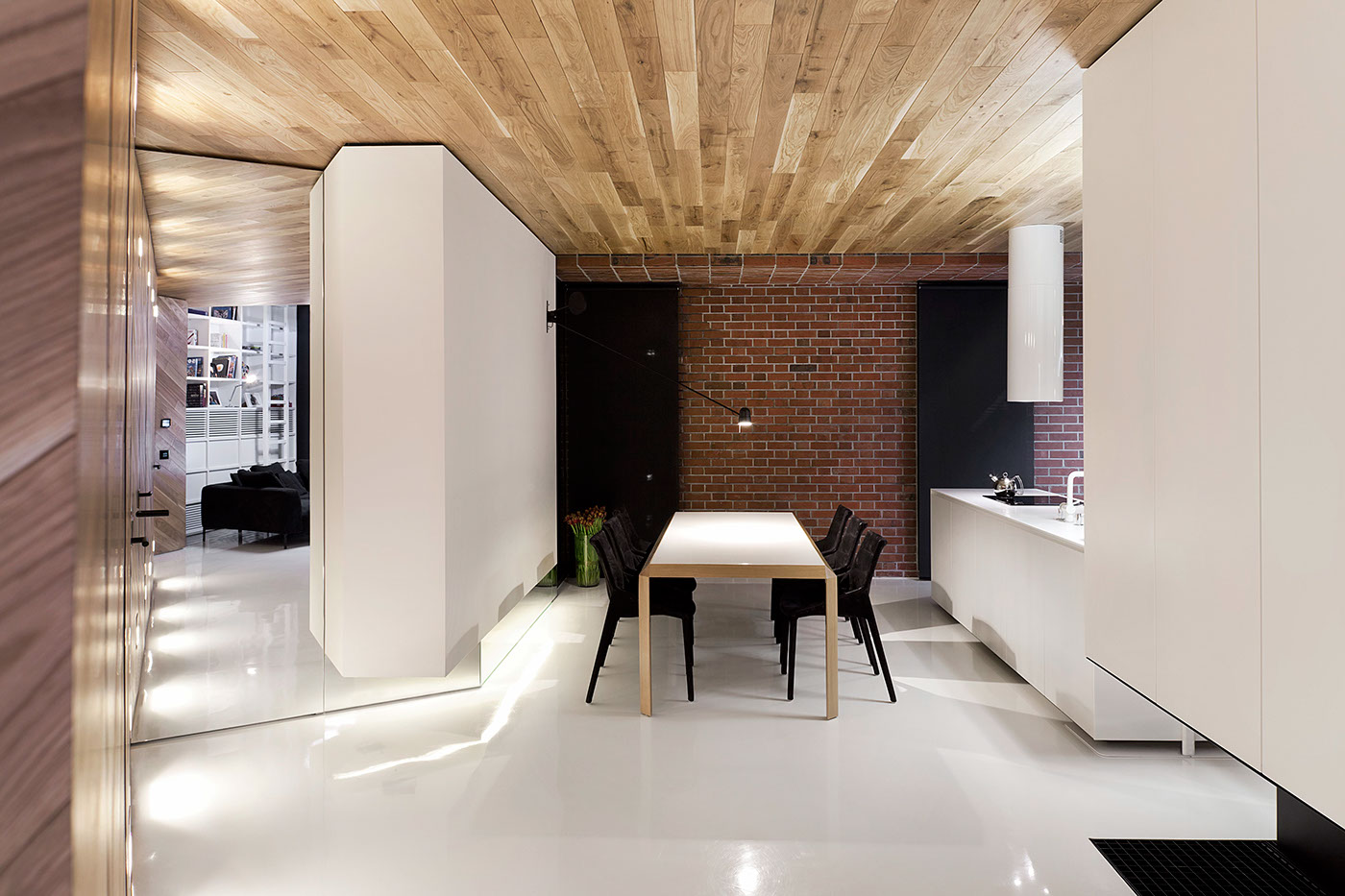 studio mode8 Loft Apartment By Studio Mode