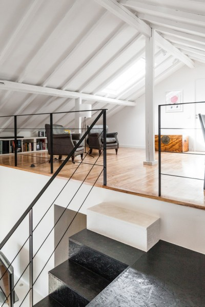 Old Barn Turned into a New Family Home