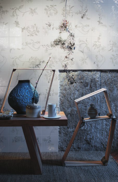 Artistic Tiles from Italian Ceramica Bardelli