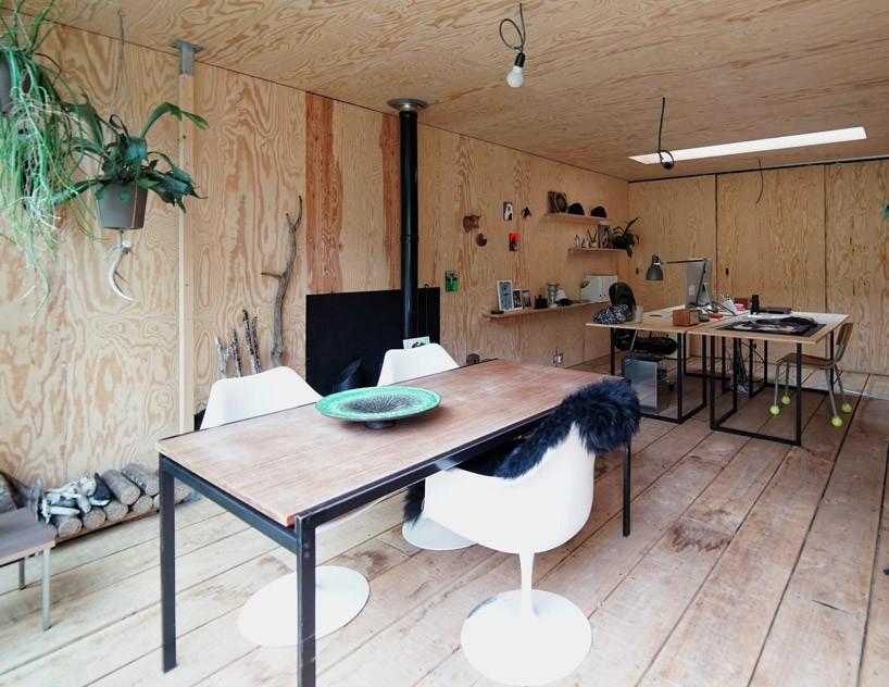 dream workspace in the garden by lescaut architects 10 Dream Workspace In The Garden By L'escaut Architects