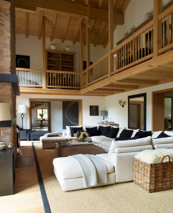 haus alpina in klosters your no 1 source of architecture and interior design news. Black Bedroom Furniture Sets. Home Design Ideas