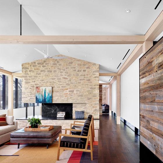 modern texas8 Relaxed Modern Austin Home
