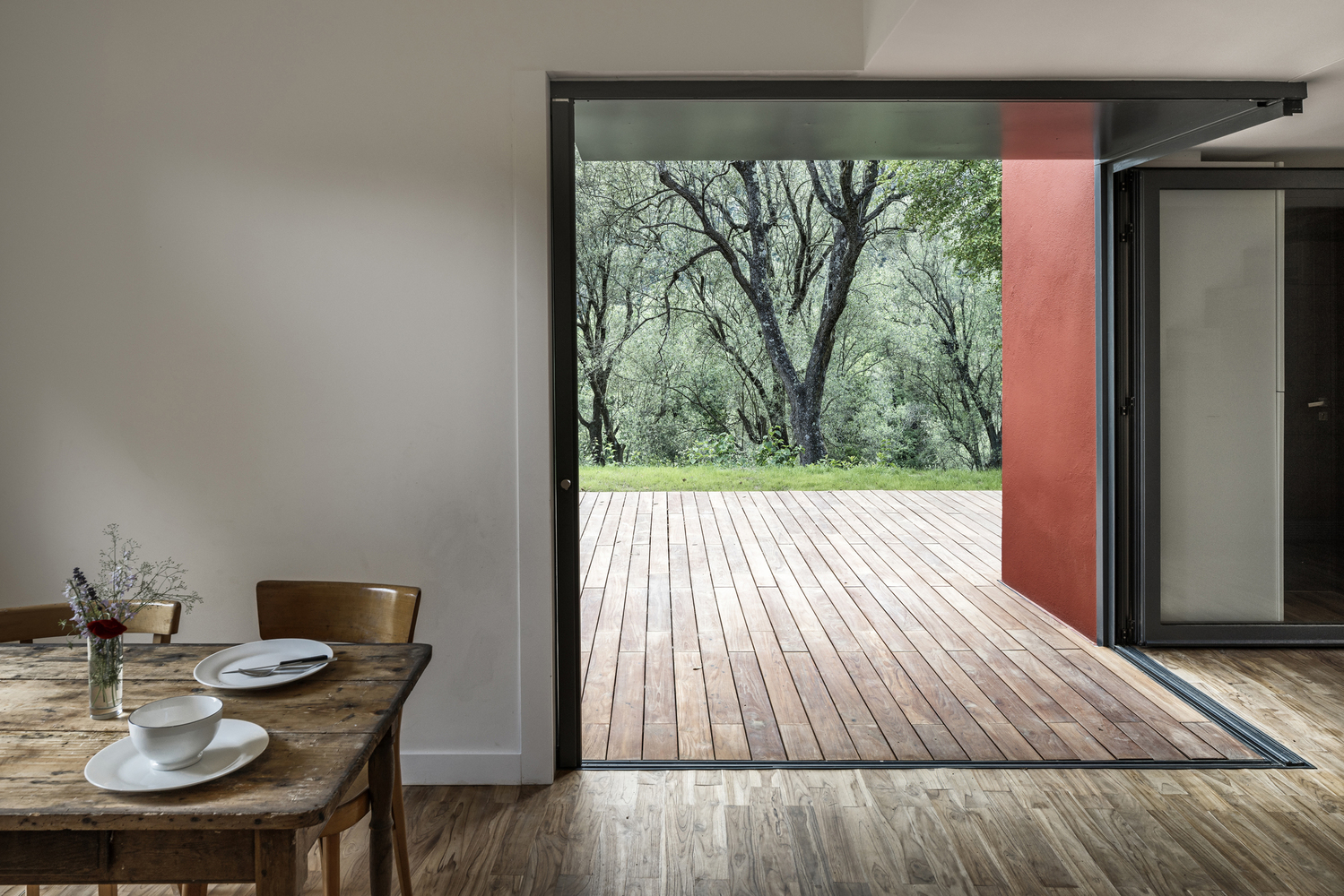 Renovation of an Old Rural House By Cyril Chênebeau Architects ...