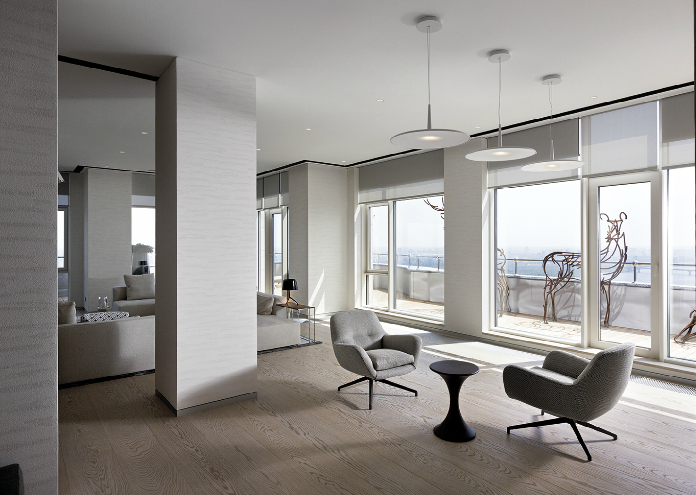 penthouse furniture. Serene Kiev Penthouse 3 A Luxurious And Exquisite Furniture