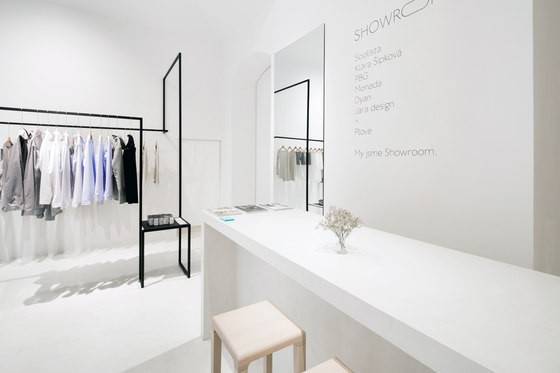 showroom by zuzana2 Prague Showroom.   Design studio and Workshop