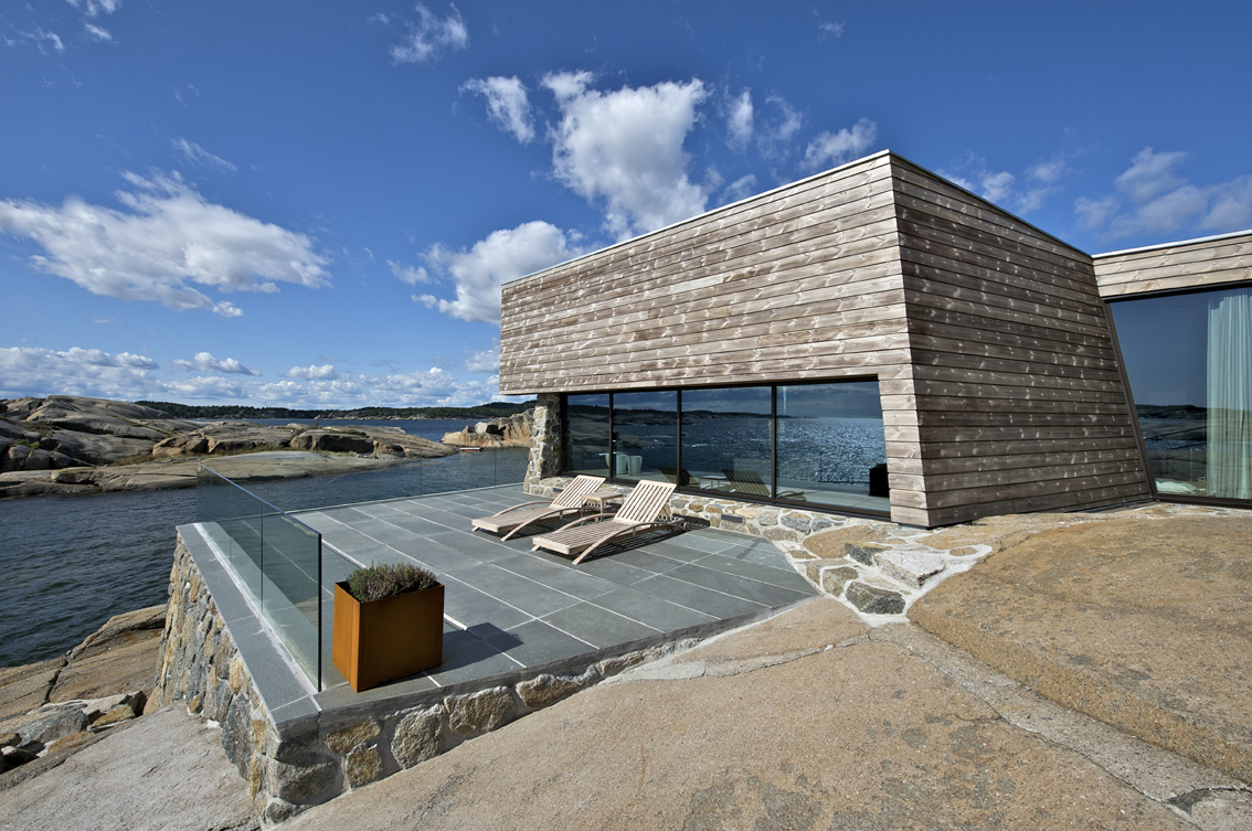 summer house by jva13 Summer House Vestfold 2 / JVA