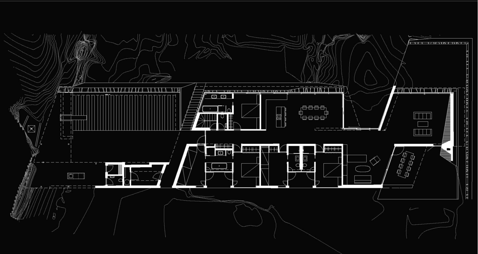 summer house by jva20 Summer House Vestfold 2 / JVA