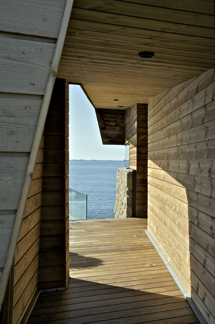 summer house by jva6 Summer House Vestfold 2 / JVA