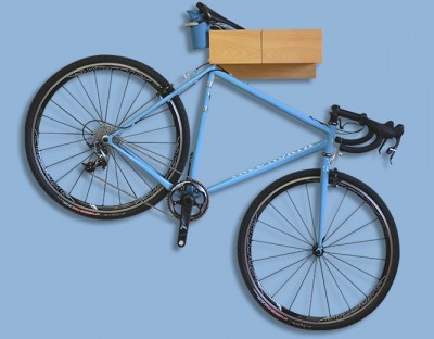 The Perfect Space Saving Bike Mount For Your Apartment
