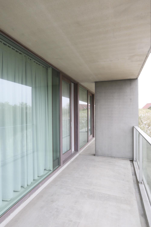 unique triplex apartment in oostduinkerke Unique Triplex by Govaert & Vanhoutte