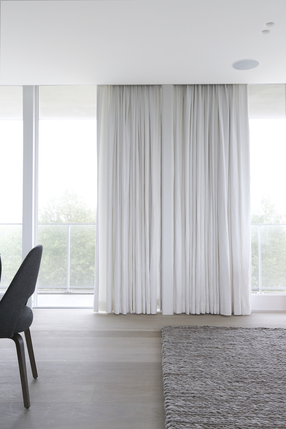 Curtains for living room drapery curtain curtain ideas for living - Unique Triplex By Govaert Amp Vanhoutte