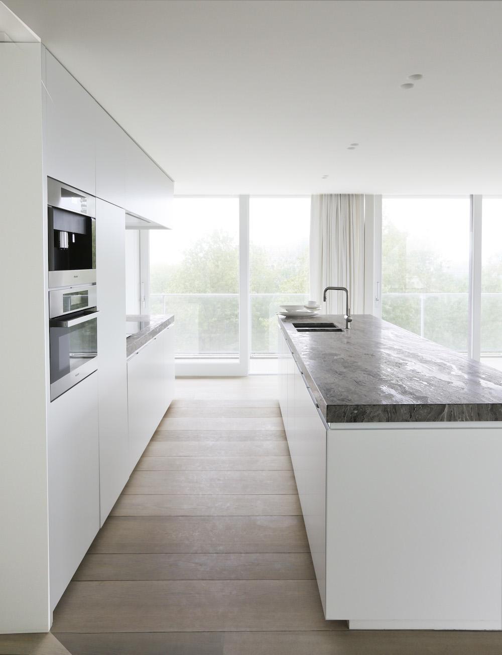 unique triplex apartment in oostduinkerke16 Unique Triplex by Govaert & Vanhoutte