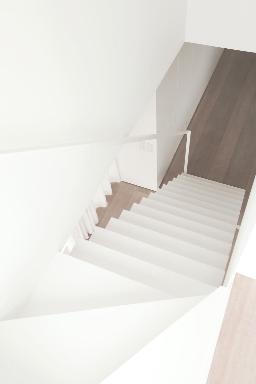 unique triplex apartment in oostduinkerke6 Unique Triplex by Govaert & Vanhoutte