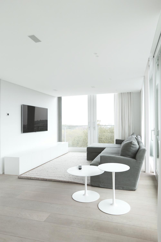 unique triplex apartment in oostduinkerke9 Unique Triplex by Govaert & Vanhoutte