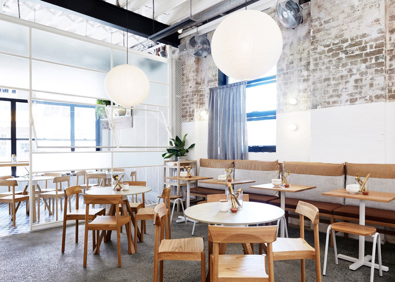 Australian Cafe Lighting Design By Matt Woods