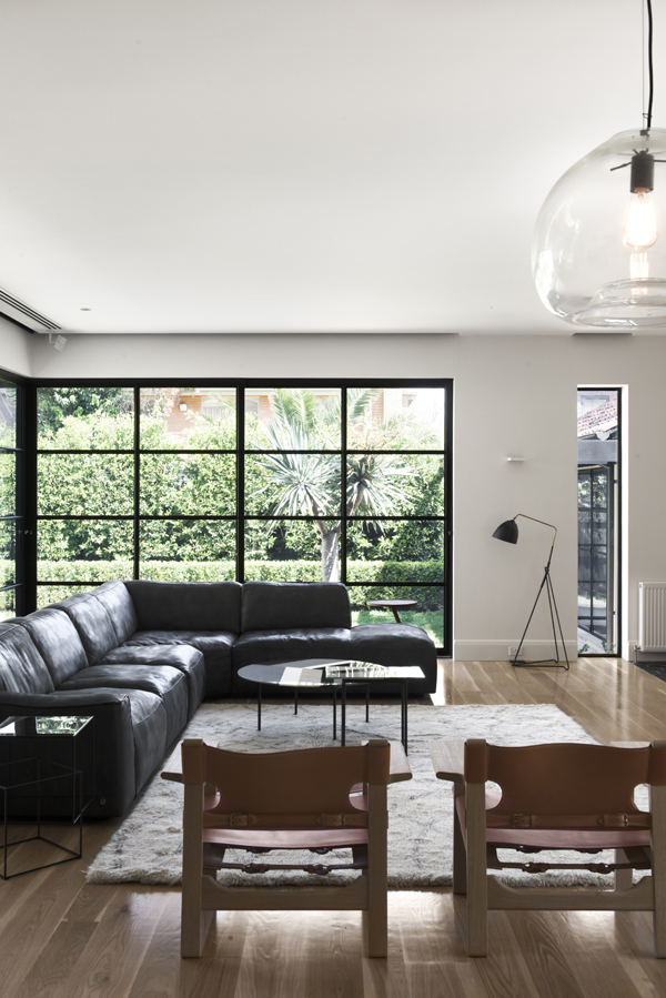 east st kilda house2 Relaxed Lifestyle House for a Family
