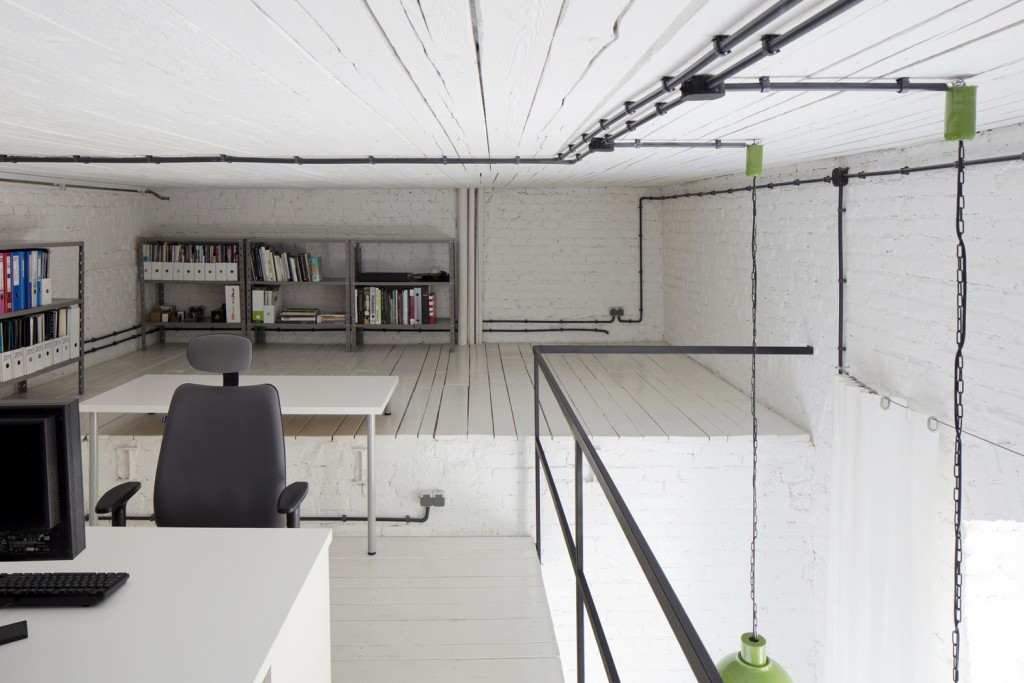 inostudio designed a minimalist office in gliwice 3 1024x683 INOSTUDIO Designed a Minimalist Office in Gliwice